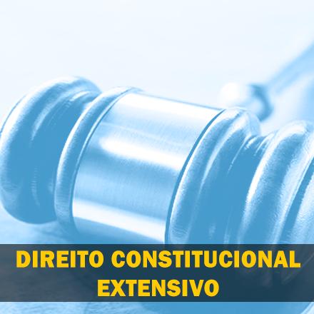 Curso para Direito Constitucional Extensivo